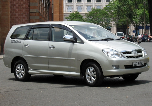 Hire car Vientiane - Vang Vieng / 1day/ 2 ways