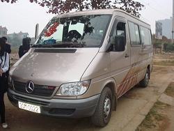 Hire car in Luangprabang - full day