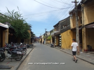 Tien Sa Ship Dock - Hoian Ancient town