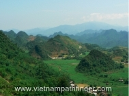 Hoa Binh Mountains