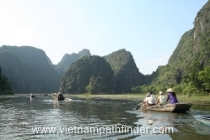 Hoa Lu Temples and Tam Coc Daily Trip