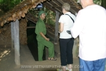 Former War Cu Chi Tunnels +  Saigon Sightseeing City