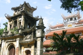 Hanoi City Churches - Halong Cruise the World Heritage