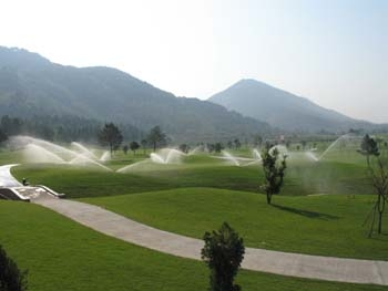 Golfing Trip At Danang Montgomerie Links