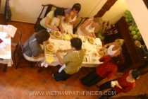 Hanoi cooking class with Anh Tuyet Chef