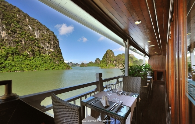 Halong Chartered Boats - 2 cabins