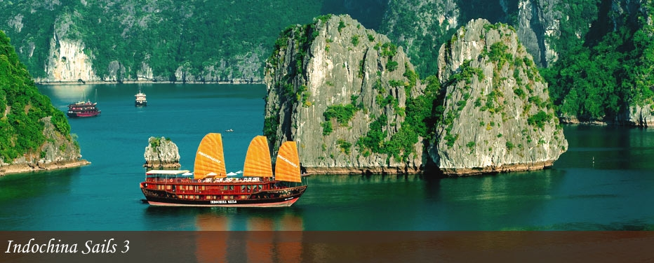 Halong Charter Boats:  3days 2nights Cruises