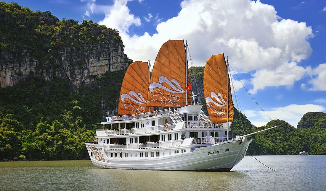 Paradise Cruise Halong - 2Days 1Night