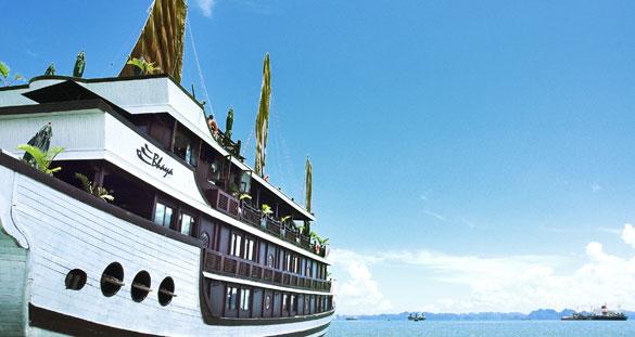 Bhaya luxyru boat