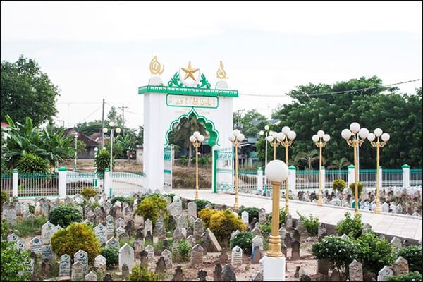 Masjid mosque - Chau Doc