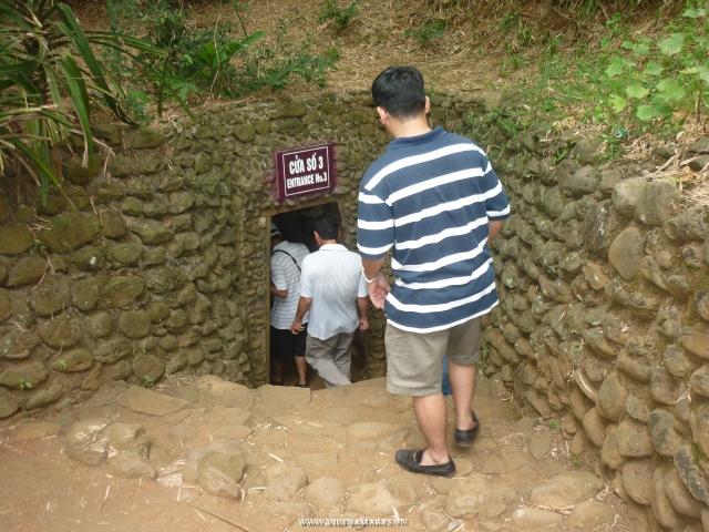 Vinh moc tunnels - DMZ Vietnam