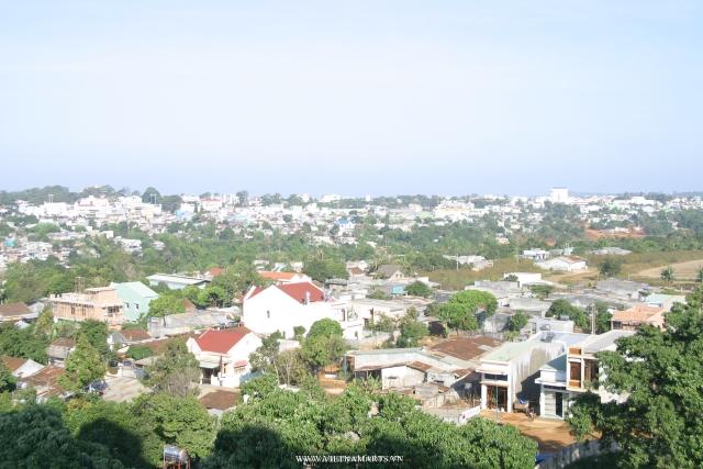 A city of Central Highland Vietnam