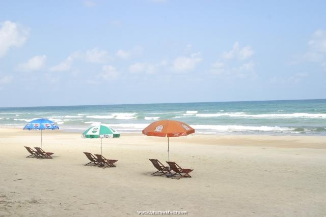 Danang beach - Danang City