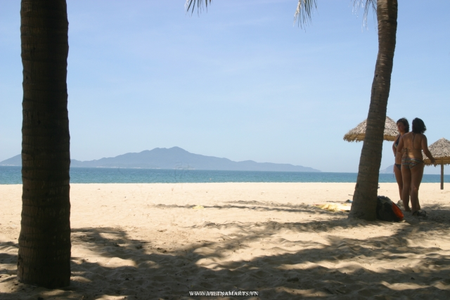 Cua Dai Beach in Hoian