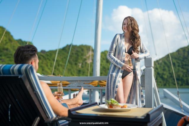 Cruise 2days 1night Halong Bay