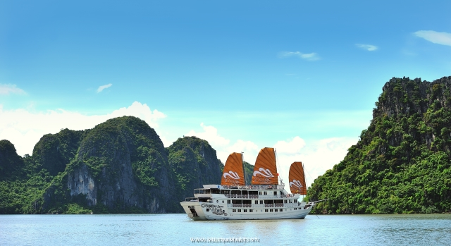 Halong bay, a best tours for families