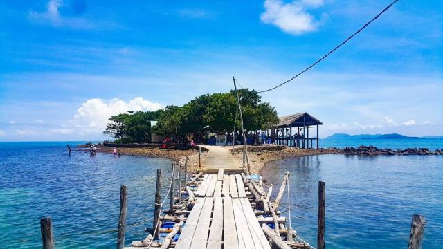 Pirate Island - Ha Tien