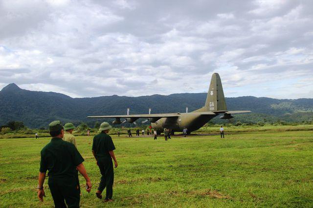 Ta Con Air Field at Khe Sanh Battle - DMZ