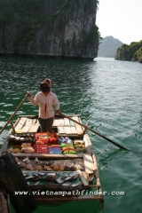 Halong fisherman