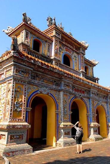 Hue ancient city