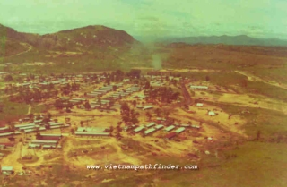 Camp Radcliff, An Khe, Binh Dinh Province, Republic of Vietnam