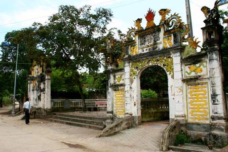 duong Lam ancient village in Hanoi