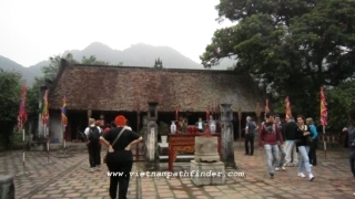 Hoa Lu ancient capital - Ninh Binh Tour