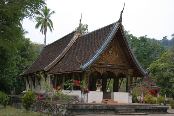 Wat Long Khoune - Laos
