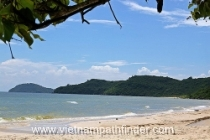 Relaxing massage on Phu Quoc Beach