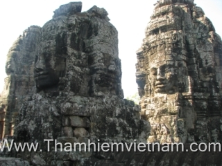 Angkor Archaeological Park - Cambodia