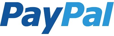 We accept online payment with Paypal