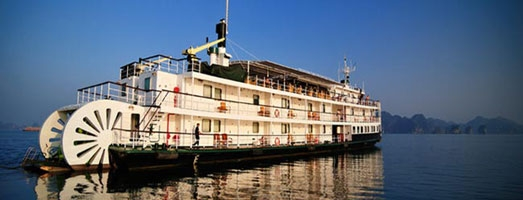 Find Halong Cruise Trip or A chartered Boat for Family or Honeymoon Vacation